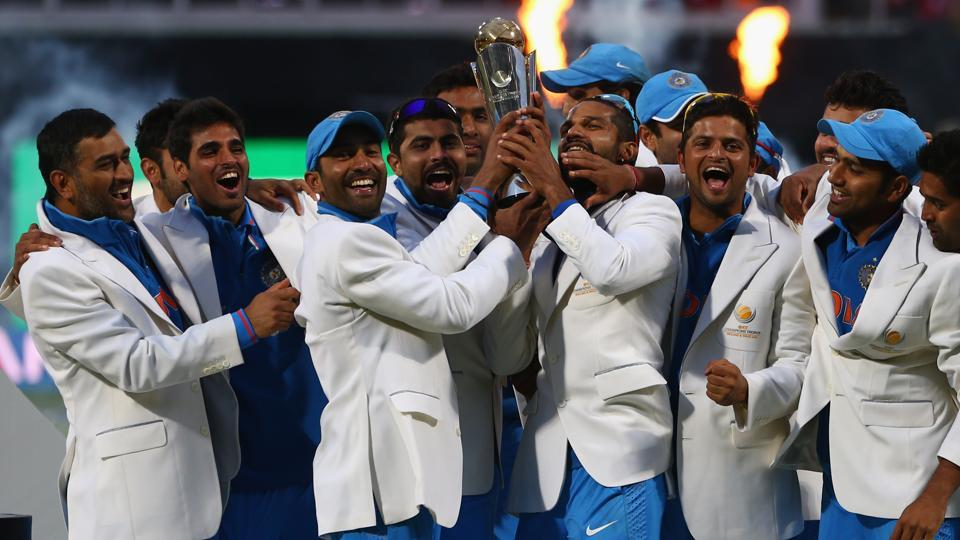 BCCI agrees to Champions Trophy participation