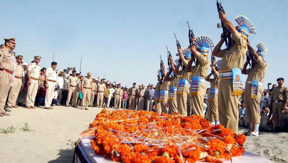 A total of 25 CRPF jawans were killed in a Maoist attack in Sukma in Chhattisgarh on April 24.