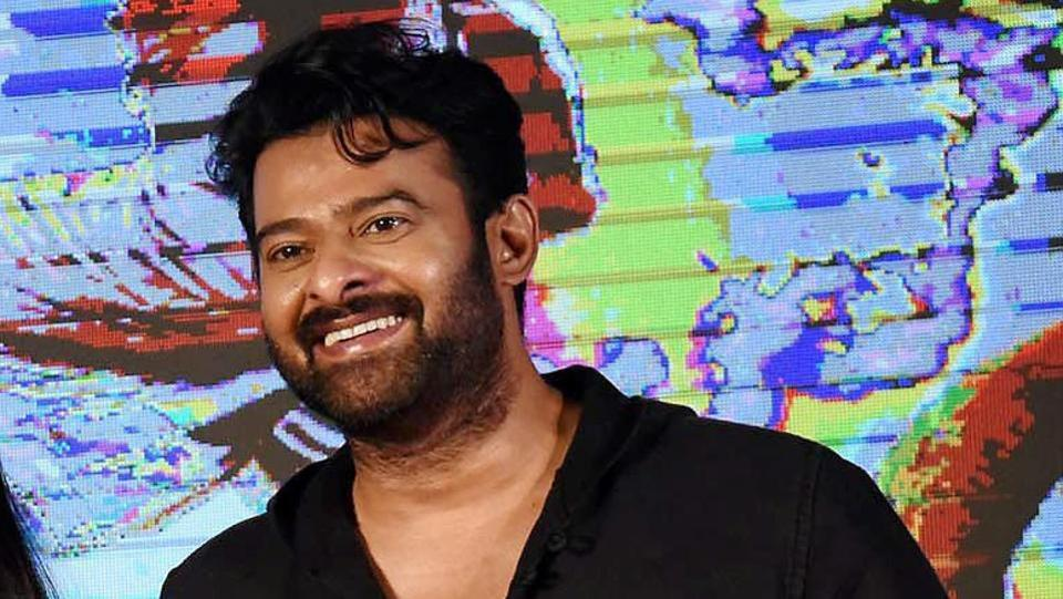 It is rumoured that Prabhas will play a cop in his next Telugu outing.