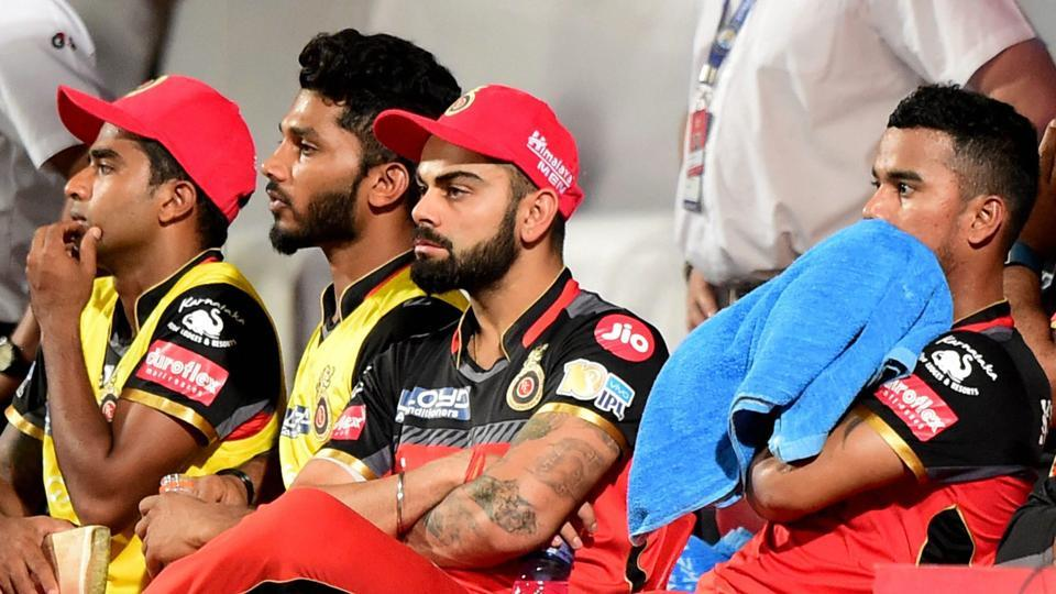Virat Kohli-led Royal Challengers Bangalore are out of play-off race in the Indian Premier League (IPL) 2017.