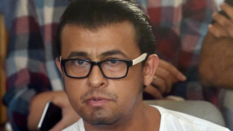 Nigam, who created a storm with his tweets on the use of loudspeakers in morning prayers at mosques, addressed the media at his house to clear his stand over the issue.