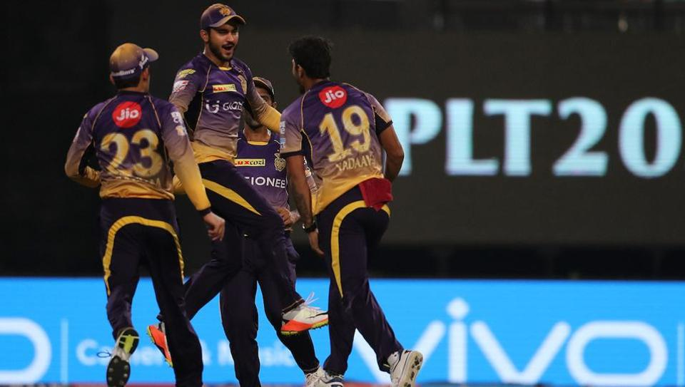 Kolkata Knight Riders need at least two win to confirm their entry into Indian Premier League (IPL) 2017 play-offs. They face Royal Challengers Bangalore on Sunday.