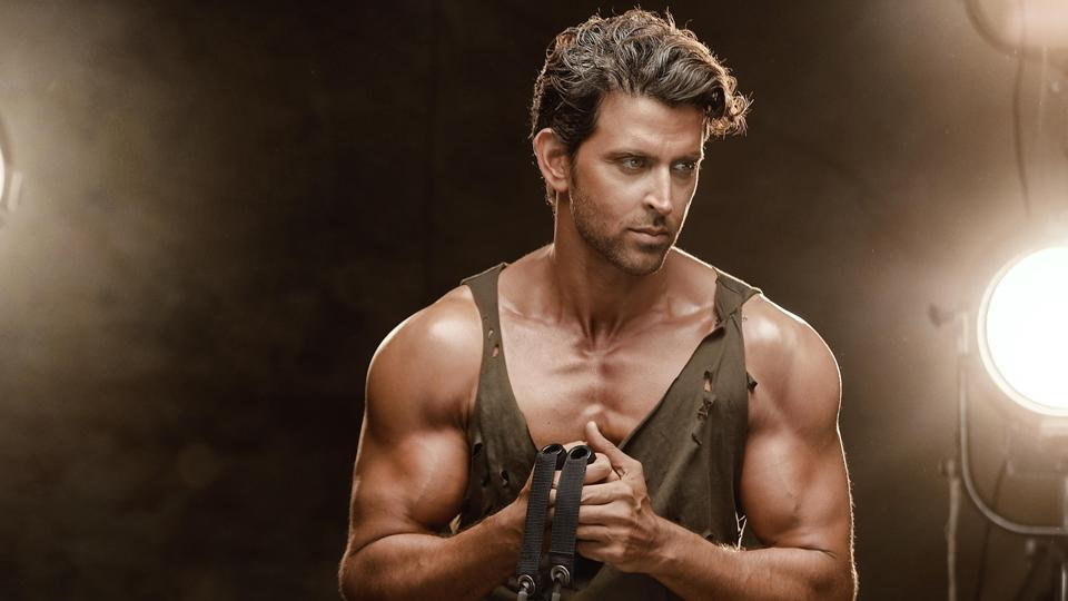 Hrithik Roshan was last seen in Kaabil, in which he played a visually-impaired man.