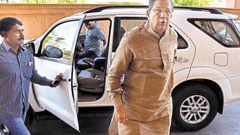 Rajasthan BJP,Ghanshyam Tiwari,BJP MLA
