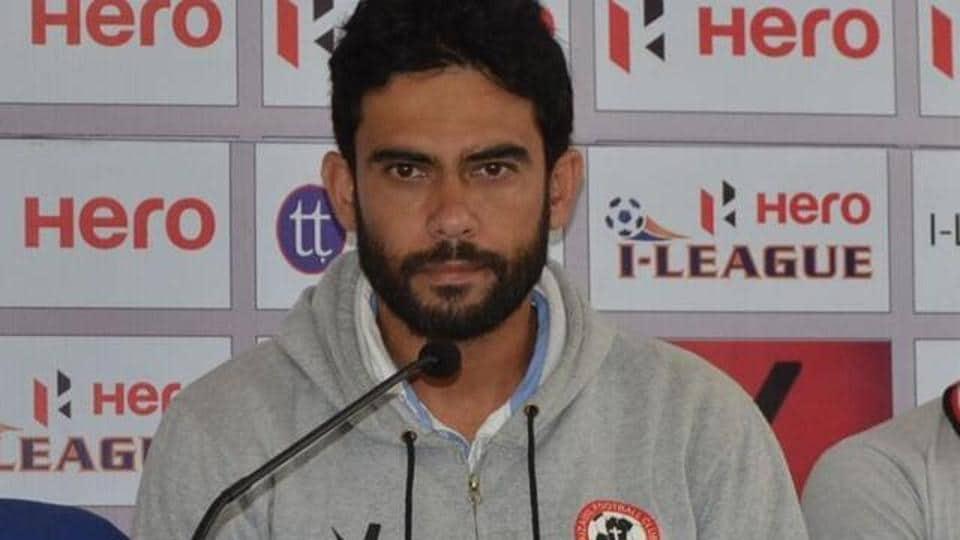 Aizawl FC,Khalid Jamil,Ajay Devgn