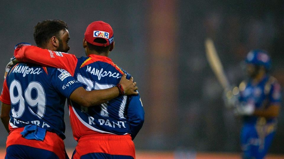 Veteran spinner Amit Mishra (left) and young wicket-keeper batsman Rishabh Pant have been in good form for Delhi Daredevils in the ongoing Indian Premier League (IPL). With Ravichandran Ashwin out of reckoning with injury and the Indian cricket team's batting form not exactly great in the IPL, the Daredevils duo might get the selectors nod when they meet to pick the squad for the ICCChampions Trophy 2017 on Monday.