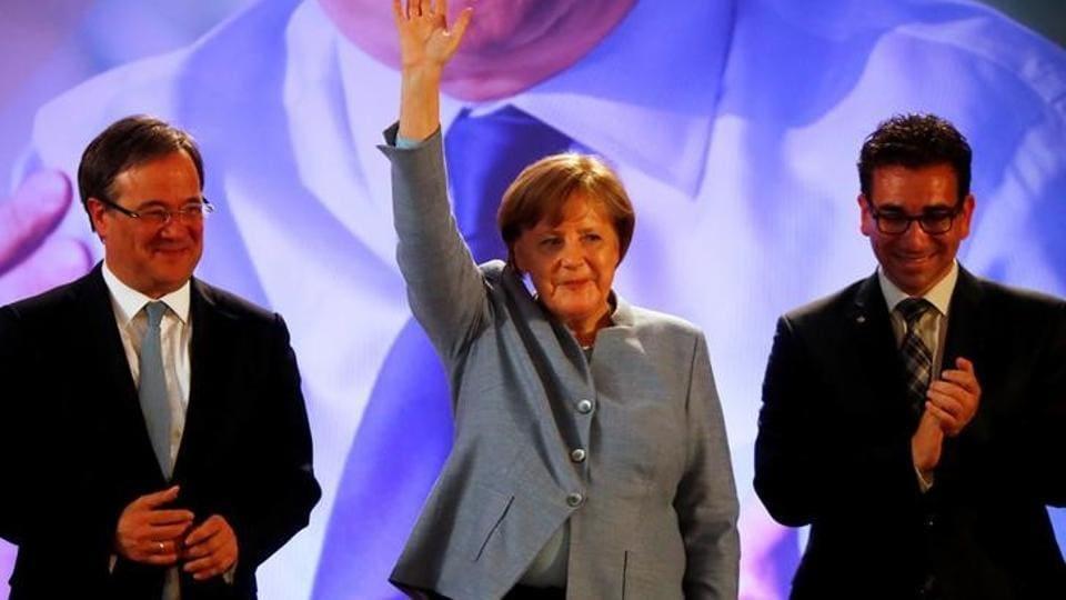 Angela Merkel,Germany state polls,Germany