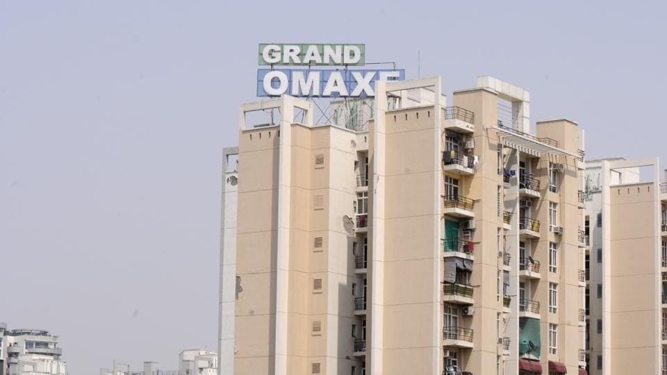 The Grand Omaxe project, which consists of 1,320 flats in 22 towers, was launched in 2008. Residents shifted to the project from 2011. At present, there are around 5,000 residents in the society.