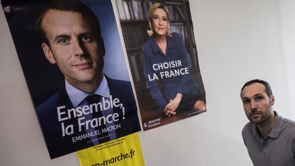 France,French election,Marine Le Pen
