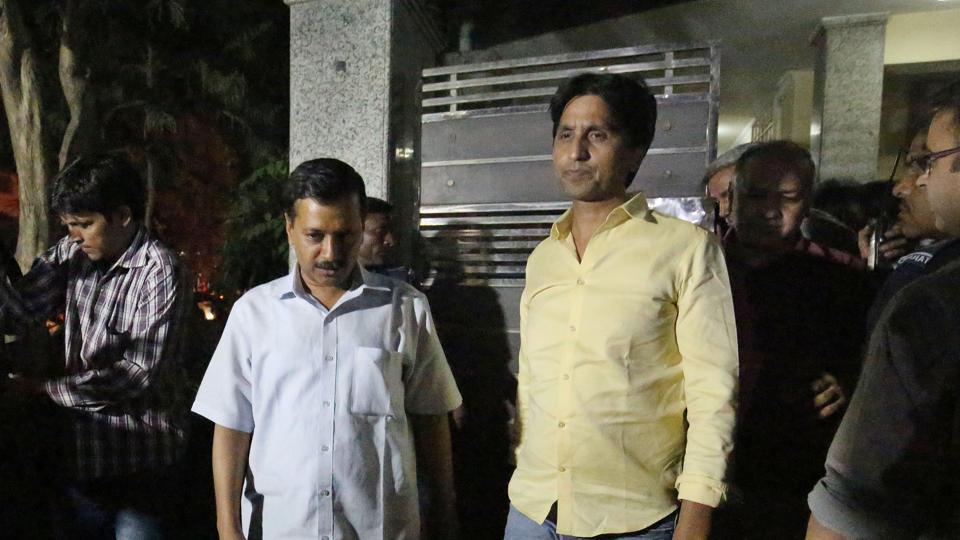 Aam Aadmi Party,Arvind Kejriwal,MCD election