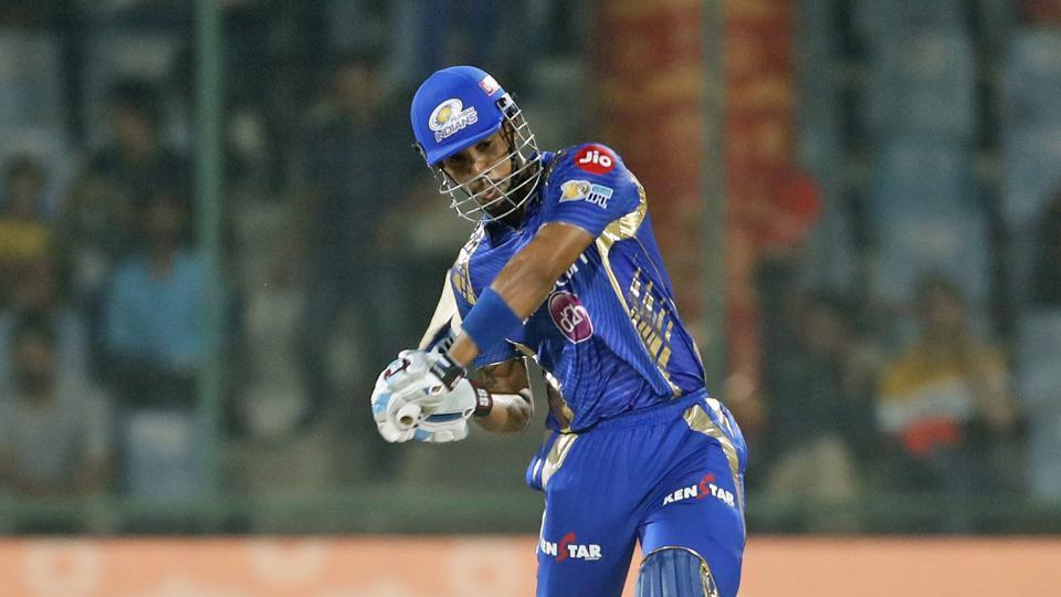 IPL 2017,Lendl Simmons,Mumbai Indians