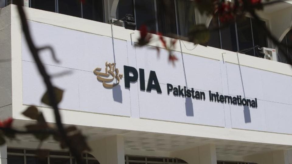 A PIA pilot allegedly slept during a London-bound flight.