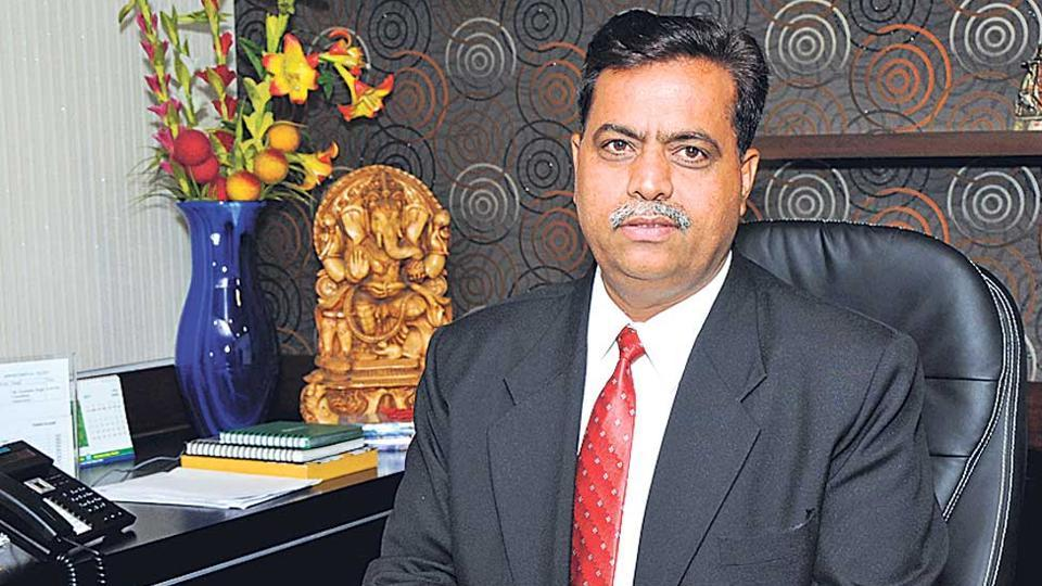 R K Arora is the managing director of real estate firm Supertech Limited.