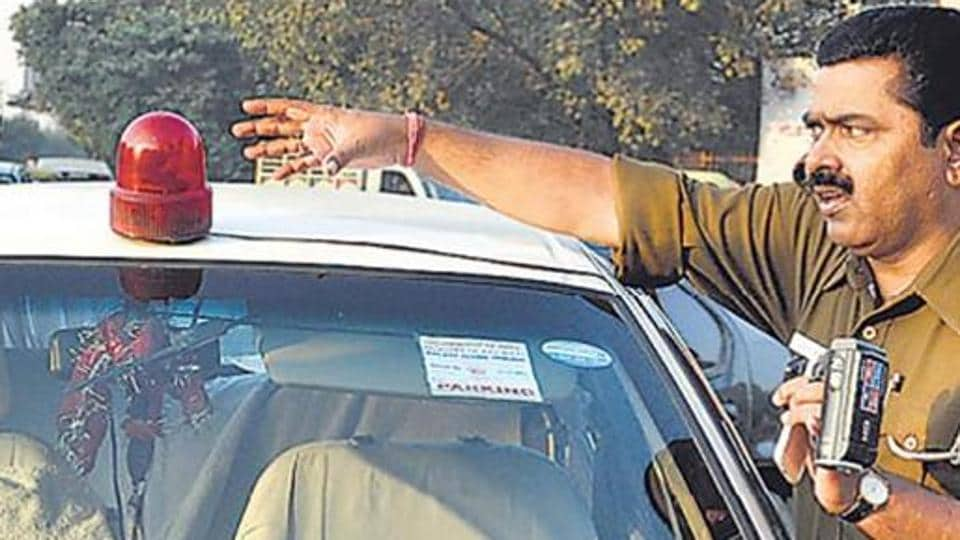 Seeking to end the VIP culture, the Union cabinet last month had decided that beacon lights will be removed from all vehicles from May 1, except emergency vehicles, like ambulances and fire brigade.