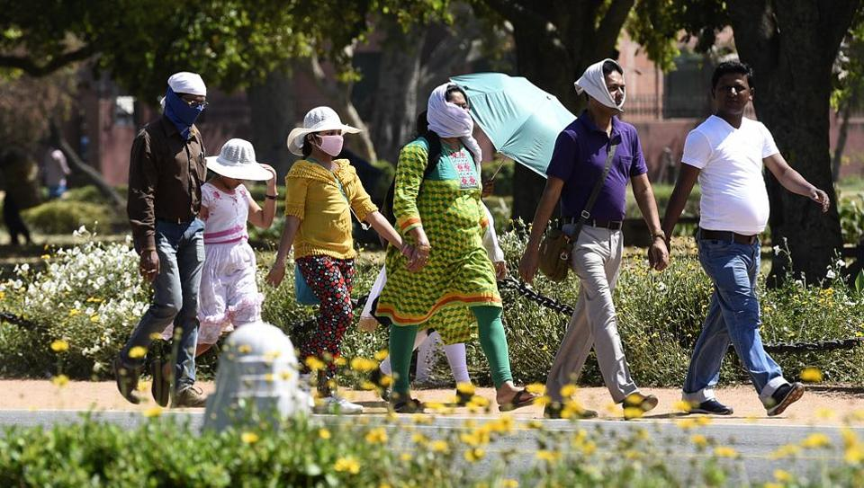 Delhi reels under hottest day of season, worse ahead