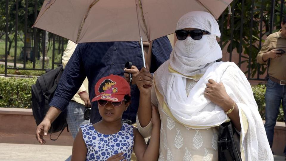 heat wave,Delhi weather,Delhi heat