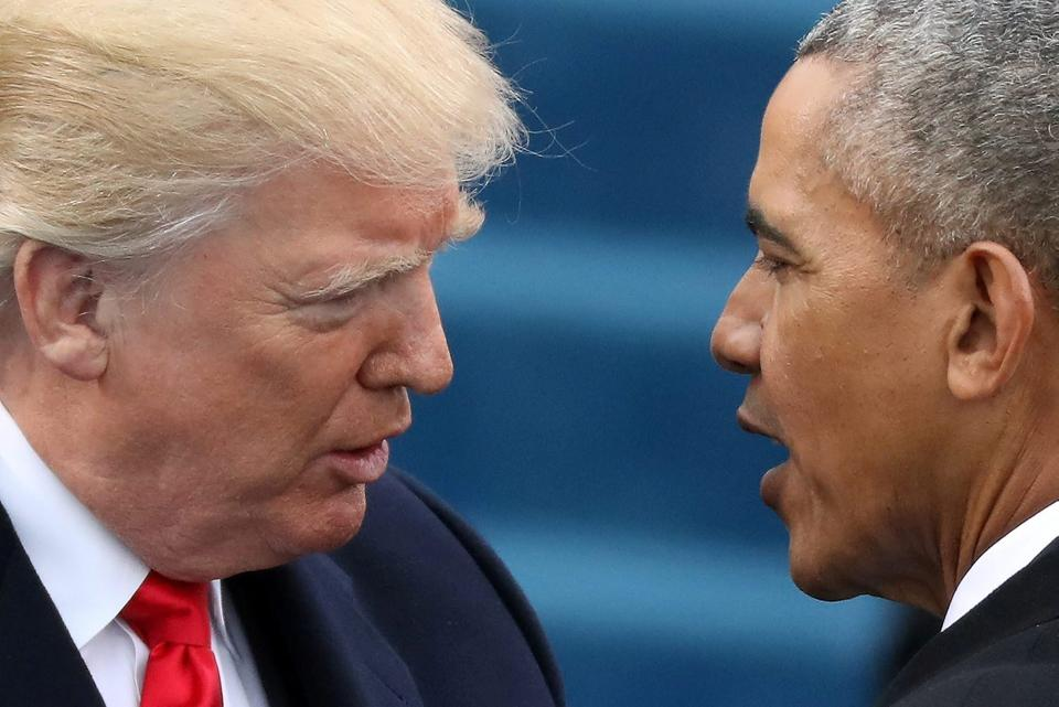 Former US president Barack Obama gave the warning in an Oval Office meeting with Donald Trump just days after the Republican's surprise election win last November 8.