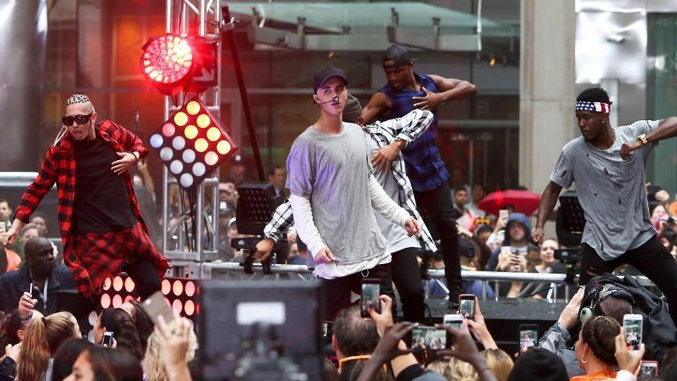 Pop star Justin Beiber is expected to travel to Delhi, Agra and Jaipur after his Mumbai concert.