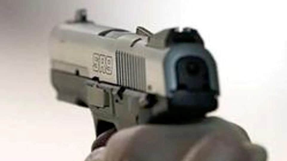 Police said two unidentified persons fired four shots targeting the AAP leader.