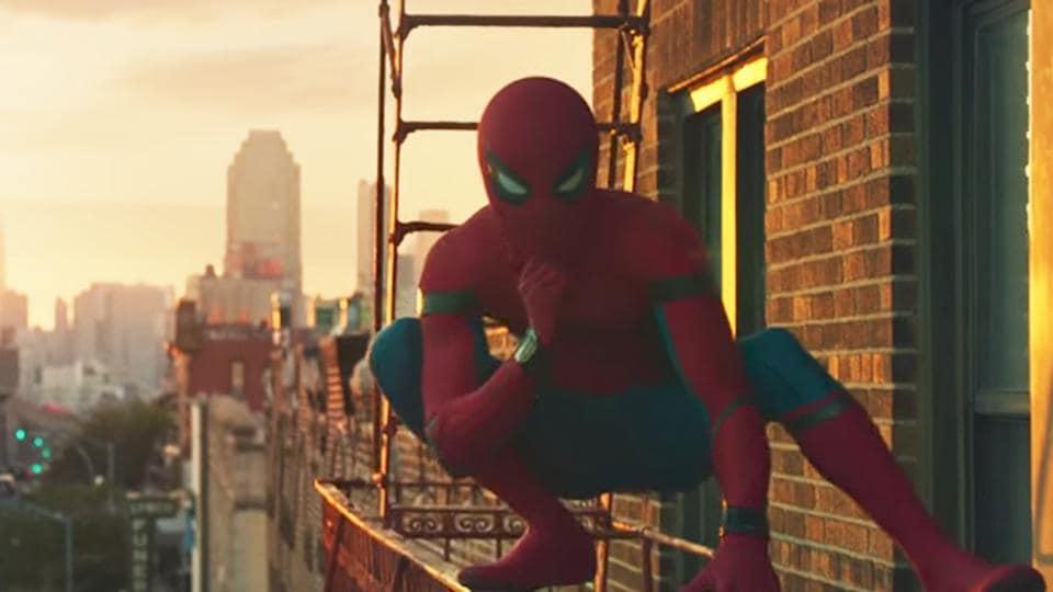 Spider-Man Homecoming,Peter Parker,Robert Downey JR