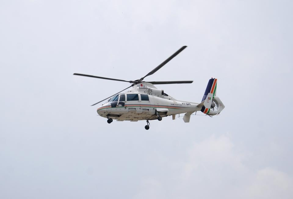 The state government's general administration department on May 4 issued an order, appointing two firms for hiring aircraft and choppers for VVIPs.
