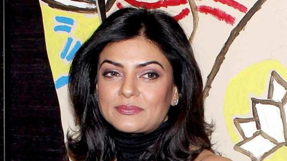 Sushmita Sen was crowned Miss Universe in 1994.