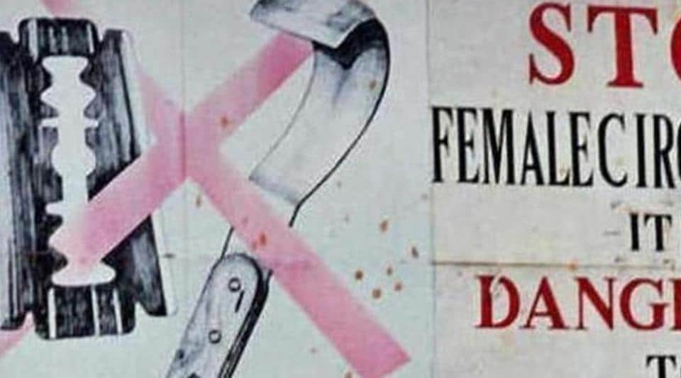 The World Health Organisation terms the custom of female circumcision a violation of human rights.
