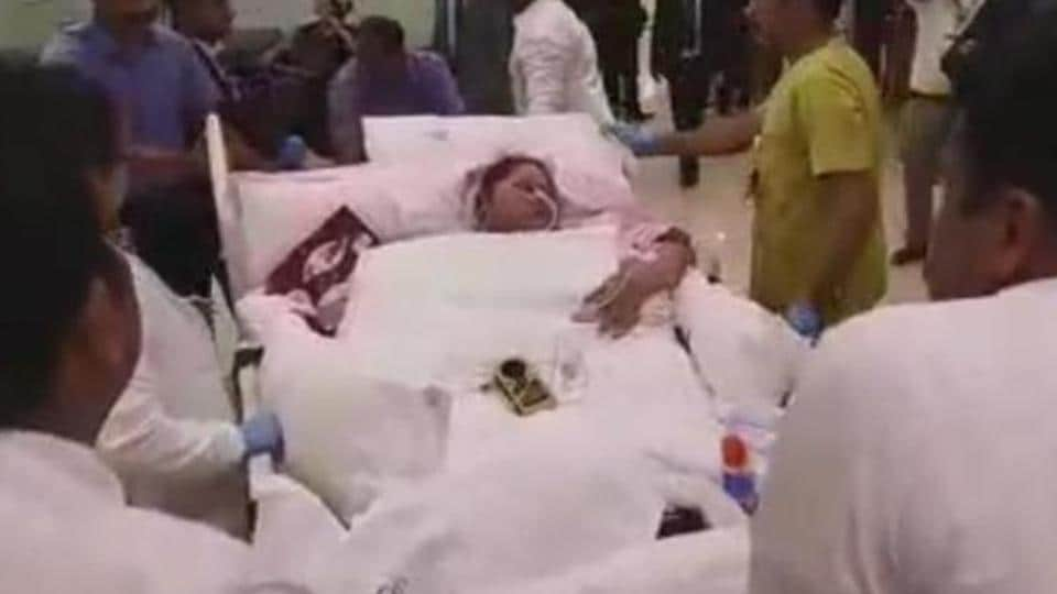 Eman Ahmed,world's heaviest woman,medical condition