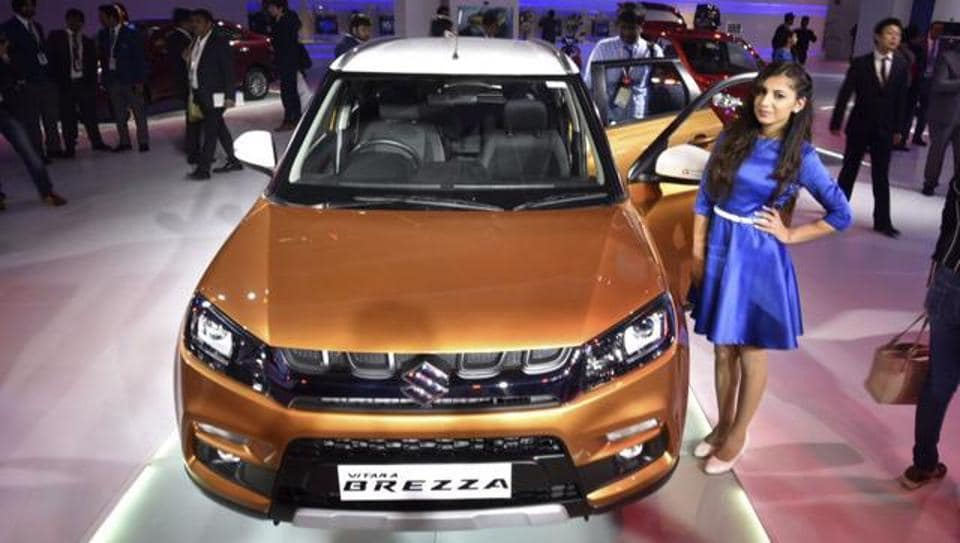 Maruti Suzuki,Vitara Brezza,Suzuki Motor Corporation