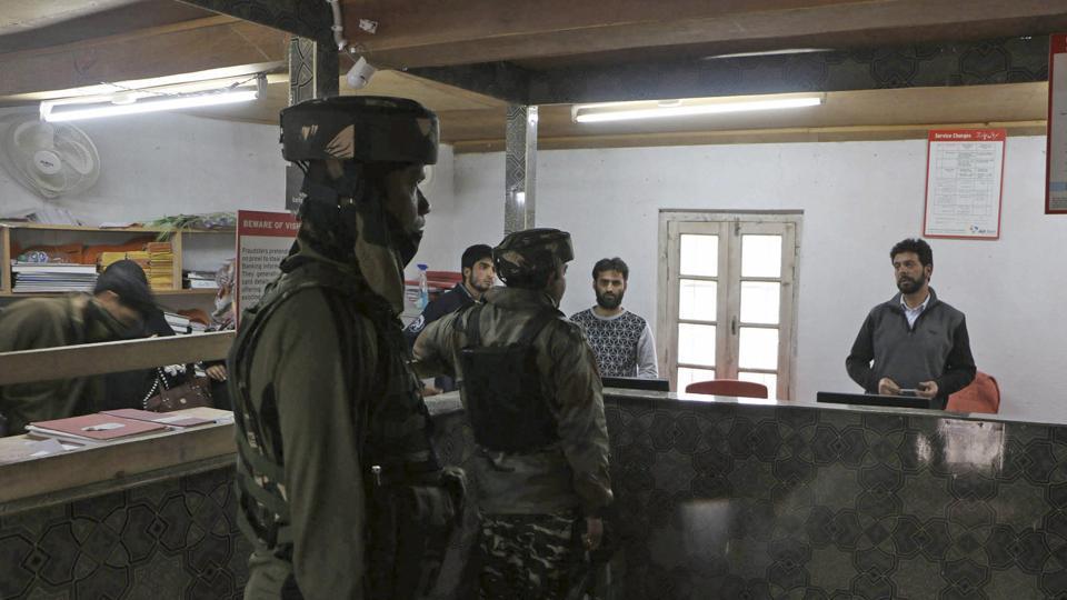 Over 200 militants active in valley: Kashmir IGP