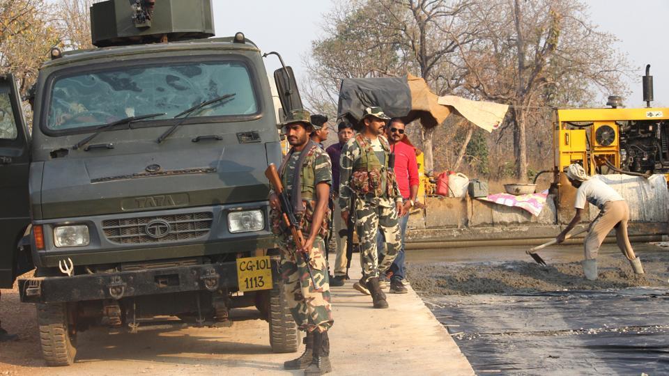 Chhattisgarh attack