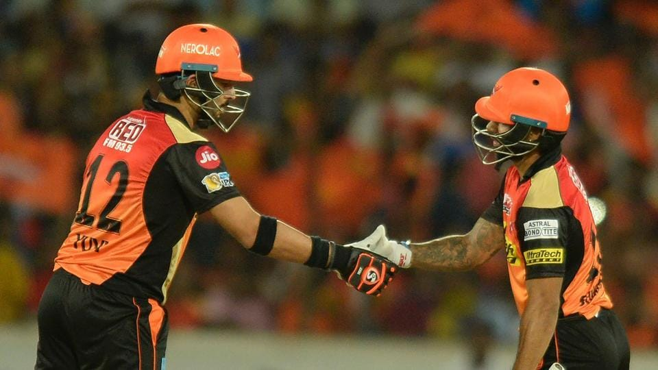 Live streaming of the IPL 2017 match between Sunrisers Hyderabad and Mumbai Indians in Hyderabad was available online. SRH won the match by seven wickets as Shikhar Dhawan scored 62*.