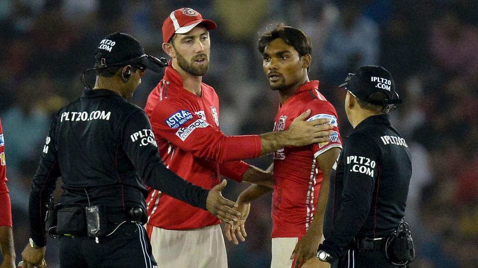 IPL 2017,Kings XI Punjab,Sandeep Sharma