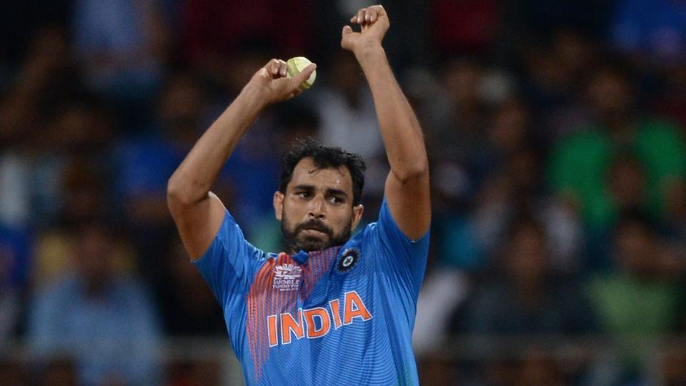 Champions Trophy 2017,ICC Champions Trophy,Mohammed Shami