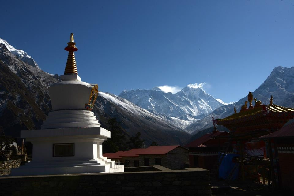 Foreigners have to pay the Nepal government $11,000 for permission to climb the 8,848 metre peak of Mount Everest.