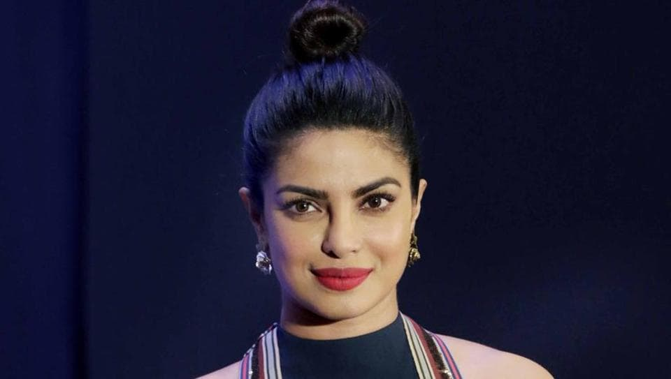 Priyanka Chopra is looking forward to the release of her next film .
