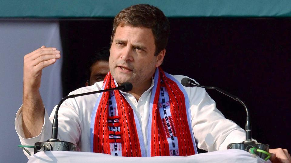 Congress vice president Rahul Gandhi is holding consultative meeting on Monday to quell dissent in Congress's Odisha unit.