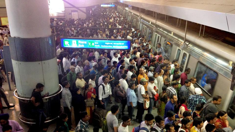 Delhi Metro,Metro,DMRC