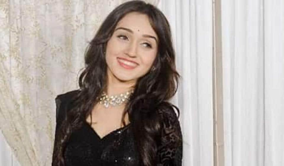 Tanya Sharma plays Meera on Saath Nibhana Saathiya.