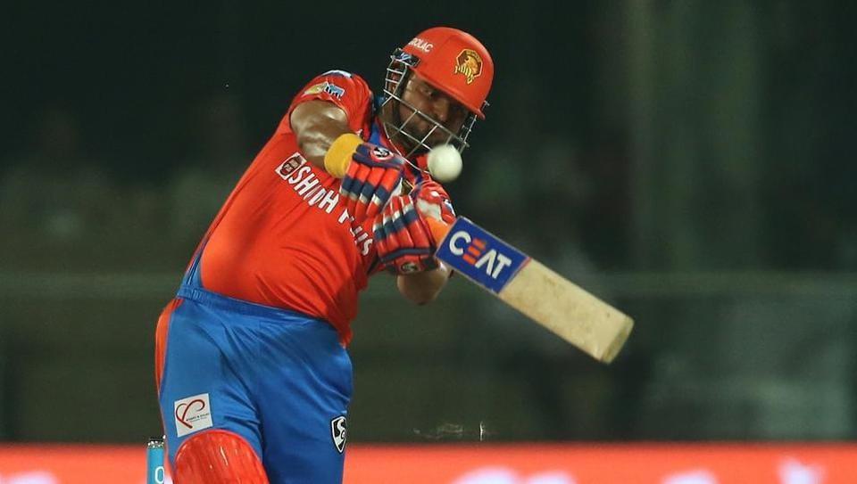 ICC Champions Trophy,Suresh Raina,Gujarat Lions