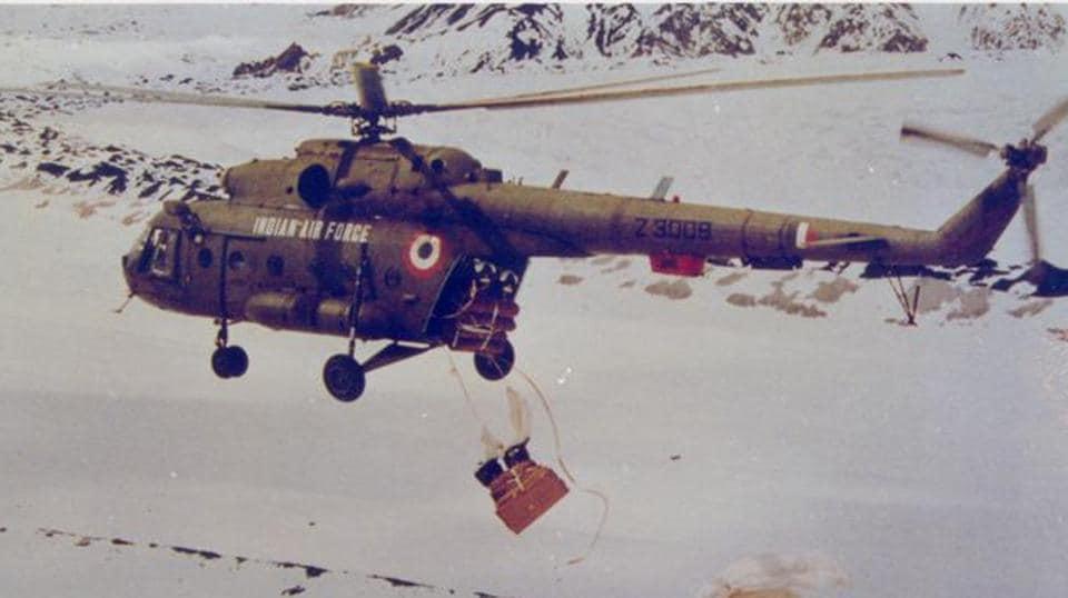 Mi-17 helicopters,IAF,HAL