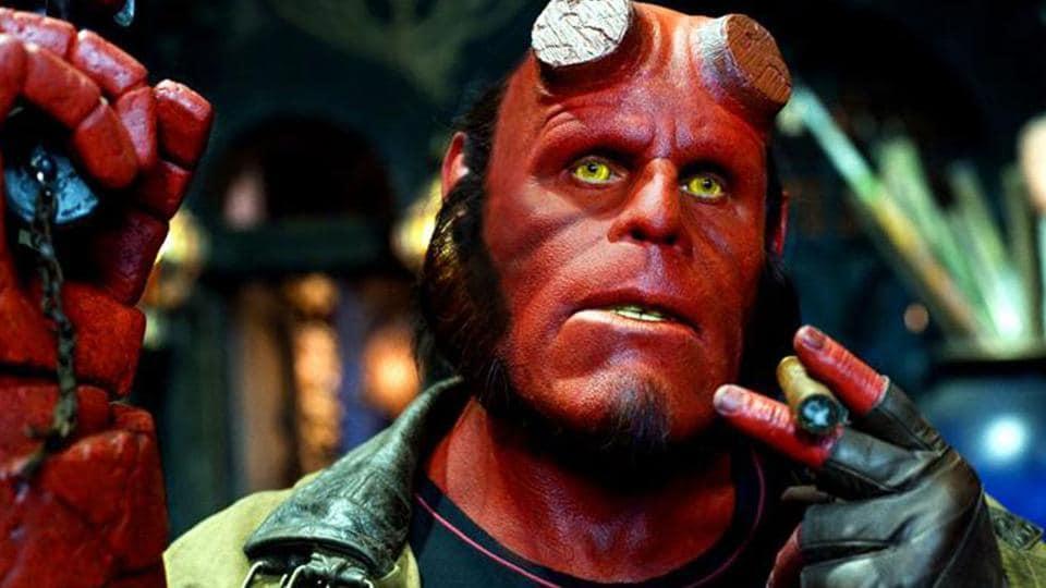 Hellboy is a 2004 American dark fantasy superhero film.