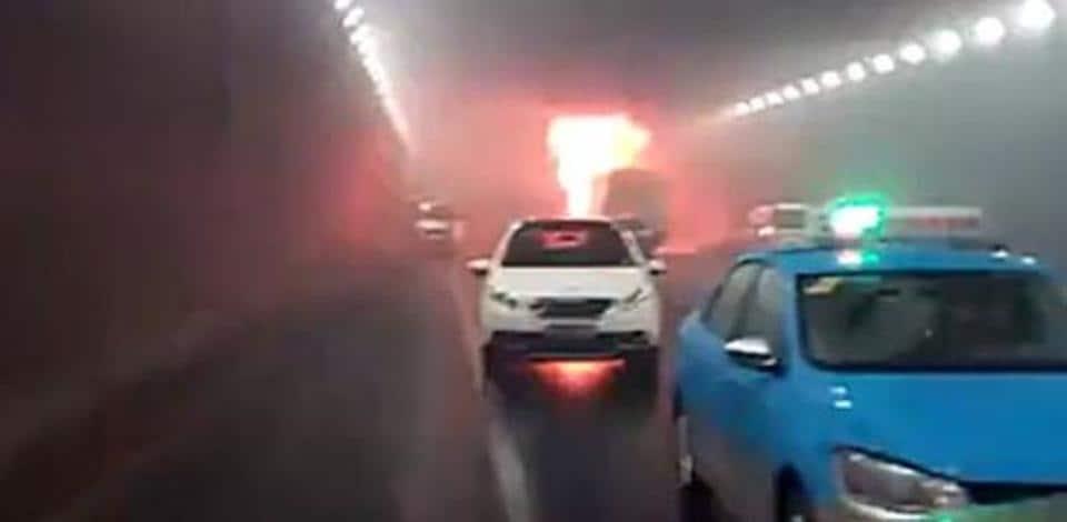 China,South Korea,bus crash