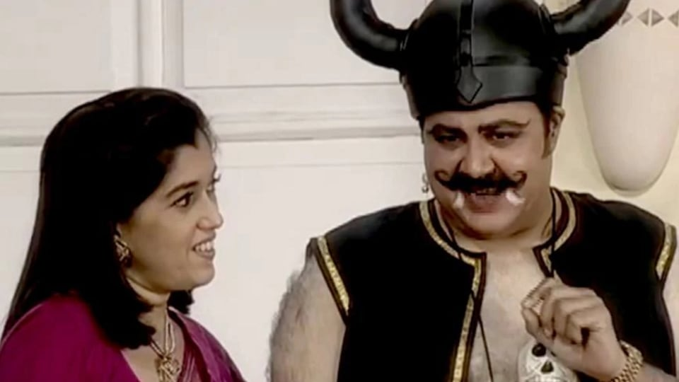 Satish Shah,Yeh Jo Hai Zindagi,Sarabhai Vs Sarabhai