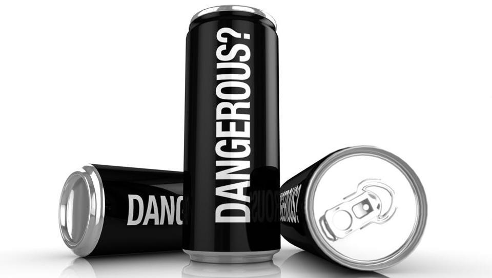 Energy Drinks Affect Heart