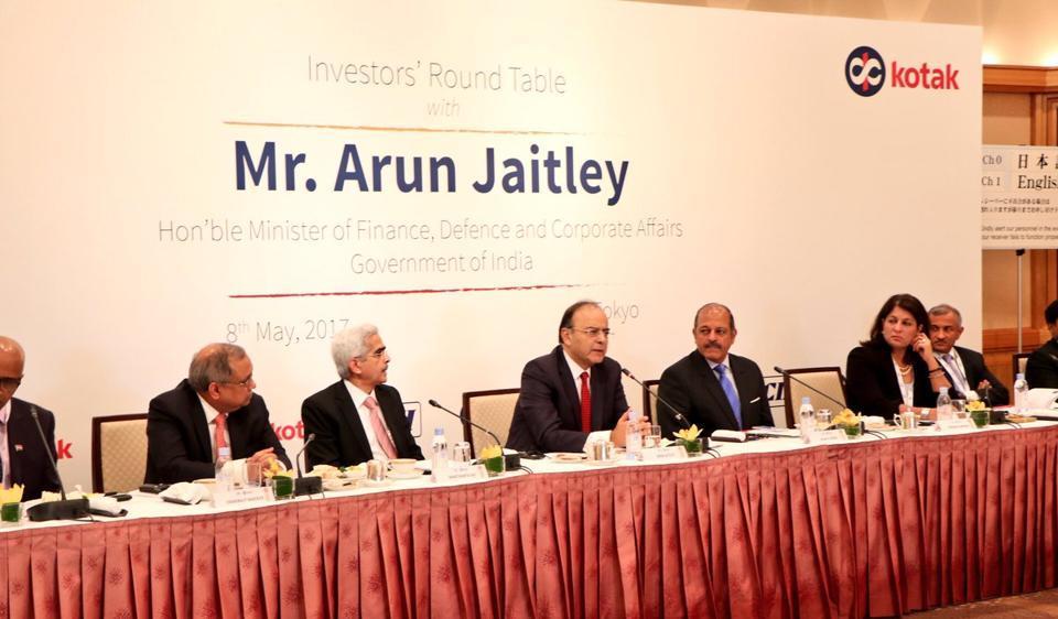 Arun Jaitley,Make in India,Osamui Suzuki