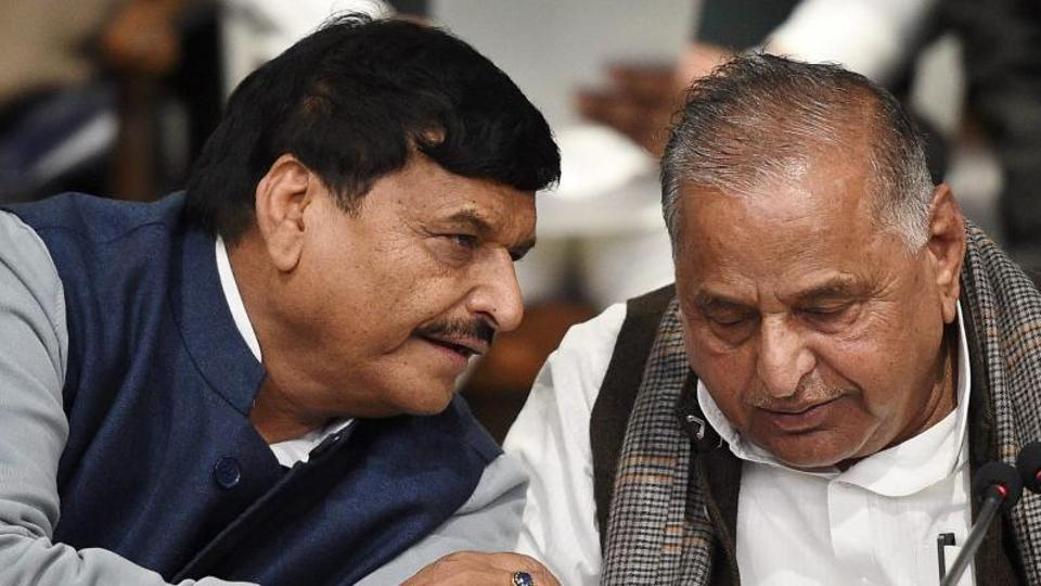 """Shivpal had been saying that he would soon launch a campaign to unite """"samajwadis"""" (socialists) to bring them on a single platform."""