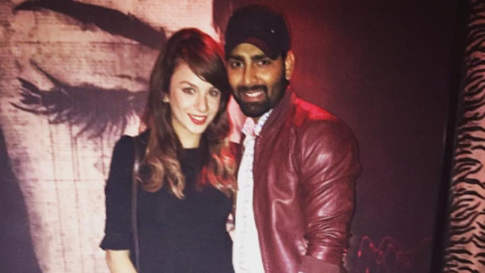 Manveer says that contrary to rumours, he's not dating Nitibha.