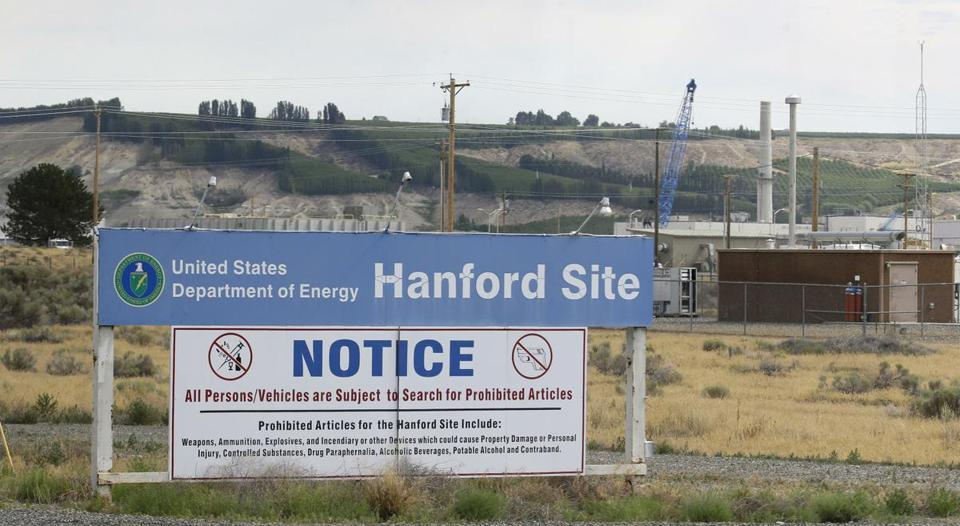 US,Hanford Nuclear Site,US Nuclear Plant