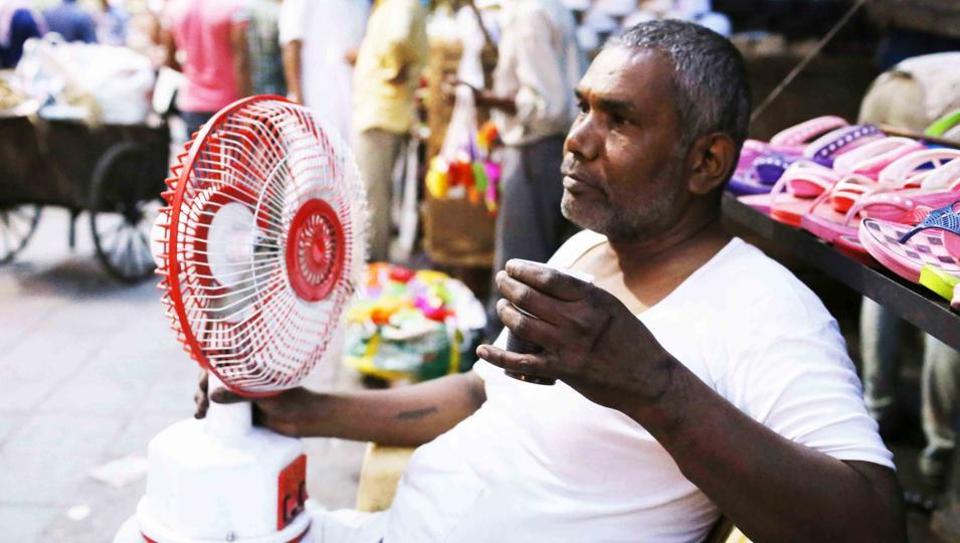 Delhi summer